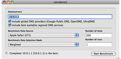 Namebench helps you find the fastest DNS | Macworld
