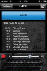 Police Radio for iPhone | Macworld