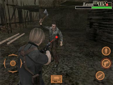 Resident evil 4 hits the ipad macworld far removed from the ruins of raccoon city the setting of the previous entries in the resident evil series resident evil 4 takes place in an undisclosed aloadofball Image collections