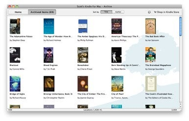 Kindle Apps For Mac Os X