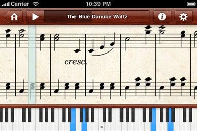 Free sheet music reader ipad