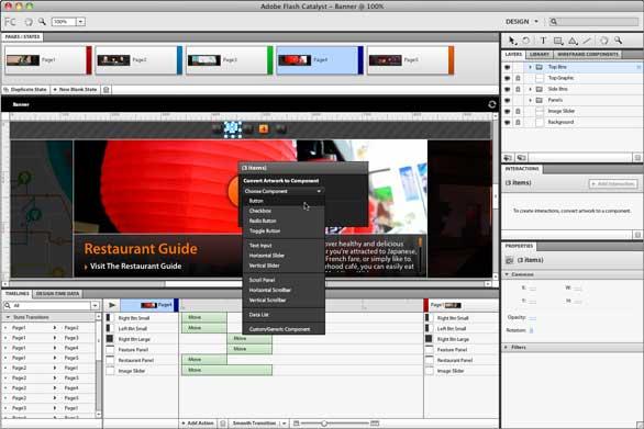 Adobe Flash Catalyst Cs5.5 License