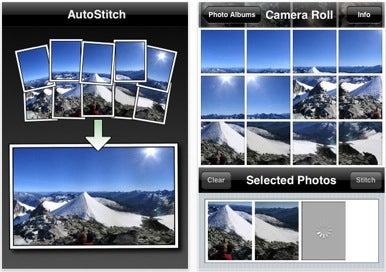AutoStitch mobile panorama creator gets performance boost | Macworld