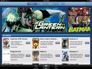 Image result for DC Comics app