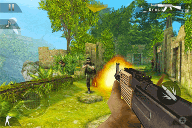 First Look: Gameloft's Modern Combat 2: Black Pegasus for the iOS