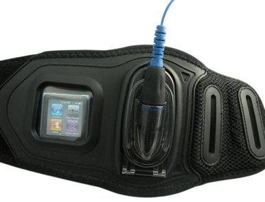 The Amphibx Grip Wraps Around Your Arm Like A Regular Sports Band And Offers Full Access To Ipod S Controls While In Or Water