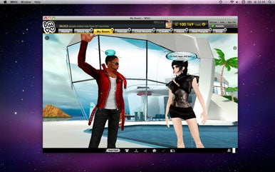 Social entertainment network IMVU launches Mac client | Macworld