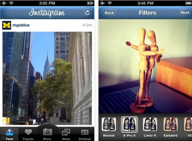 Instagram brings filters, new photo network to iPhone | Macworld