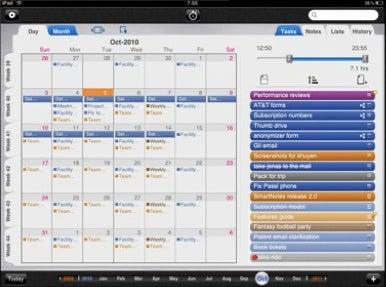 Smart Pad unites tasks, calendar, notes on iPad | Macworld