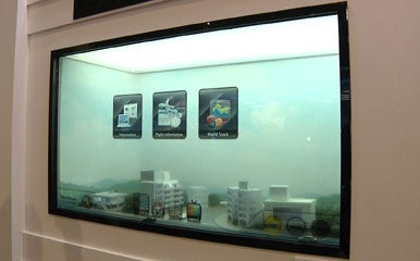 Samsung develops see-through screens to replace windows ...