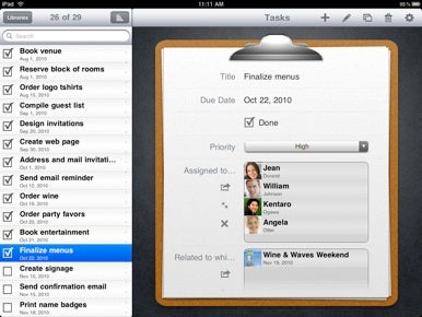 Filemaker releases bento event planner templates macworld dubbed the bento event planner these six templates are designed for organizing meetings conferences tradeshows weddings parties and fundraisers wajeb Images