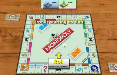 The venerable board game Monopoly comes to the iPad
