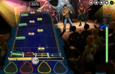 Rock Band Reloaded makes its way to the iPad