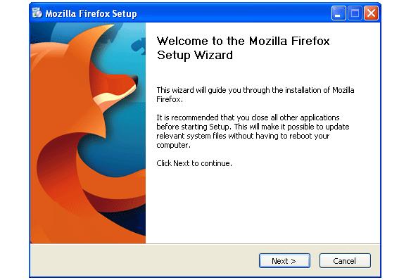 Firefox setup последняя версия - фото 10