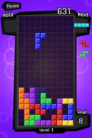 Tetris for iPhone