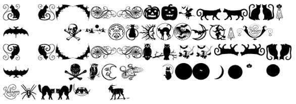 Scary fonts for Halloween   Macworld
