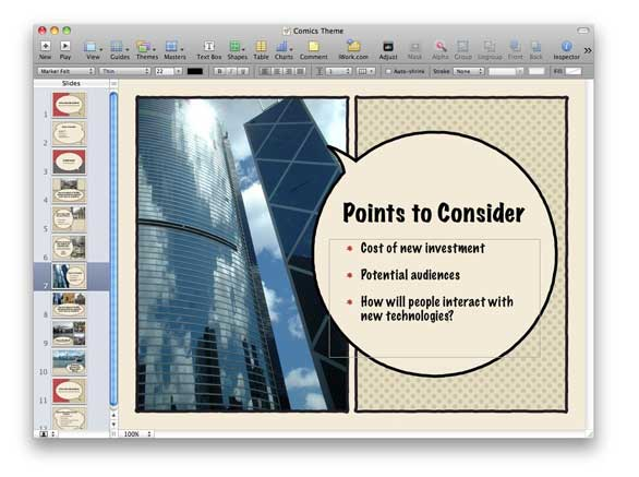 Restock your Keynote themes | Macworld