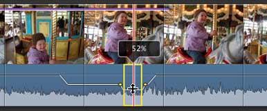 how to delete audio clip in imovie 11