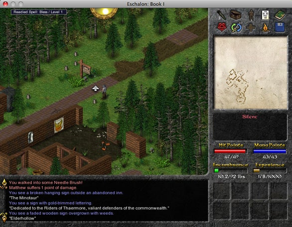 "Just like the ""good old days,"" Eschalon is a classic-style RPG for fans of Ultima, Wizardry and Might & Magic."
