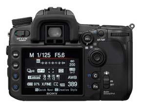 Sony Alpha DLSR-A700