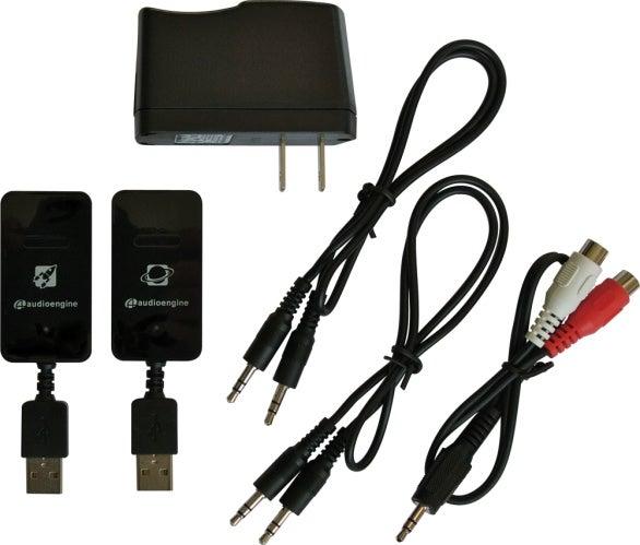 Audioengine W1 package