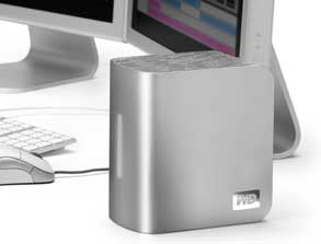 Western Digital My Book Studio Edition II
