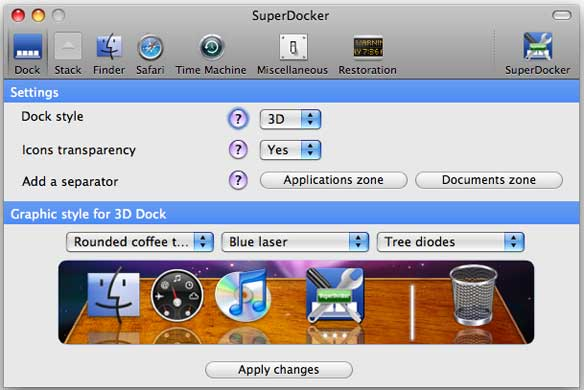 superdocker mac