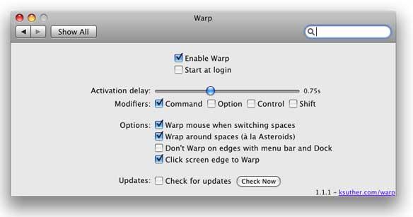 Warp 1.1.1