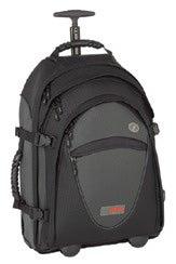 Wheeled Bag With Shoulder Straps 35
