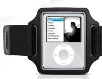 Like The Incase Sports Armband 30 Griffin Streamline For Ipod Nano Is An Easy Way To Mount Your Third Generation 3g Workouts