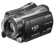 Sony's HDR-SR11 Handycam