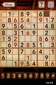 EA's Sudoku