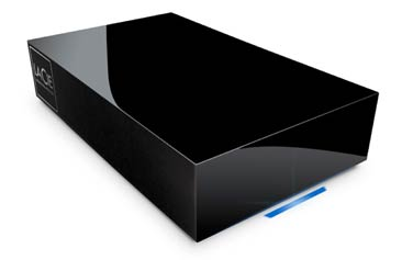 LaCie Hard Disk Designed by Neil Poulton