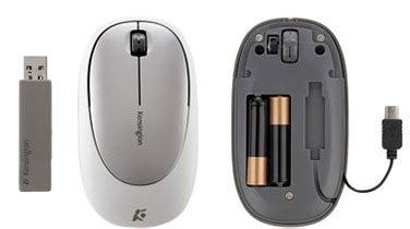 Kensington Ci75m Wireless Notebook Mouse