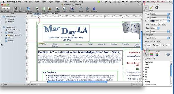 review freeway 5 pro macworld