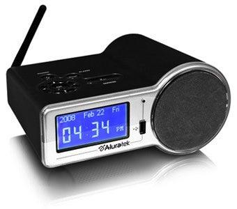 review aluratek internet radio alarm clock macworld. Black Bedroom Furniture Sets. Home Design Ideas