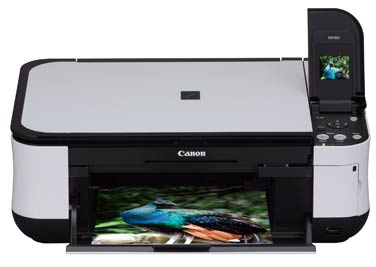 Canon's Pixma MP480
