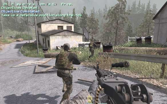 CoD4: Modern Warfare