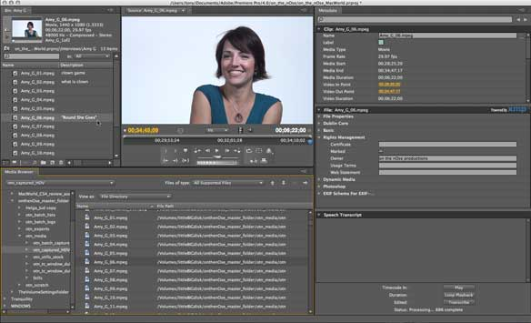 Adobe Premiere Pro CS4 - Скачать бесплатно последнюю версию, без СМС. функц