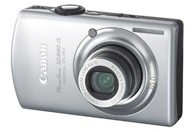Canon's PowerShot SD880 IS