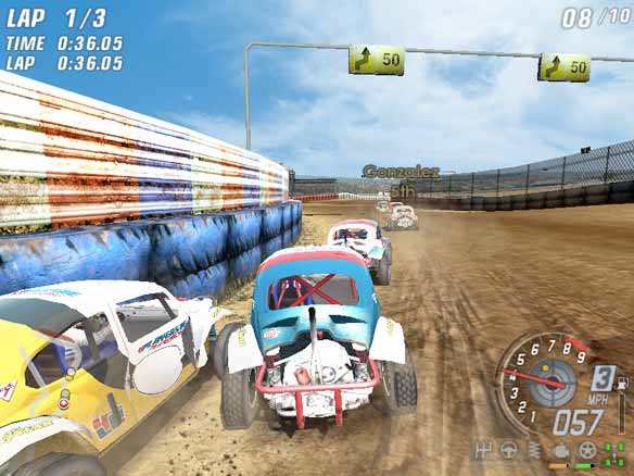 Video Game Race Car Driver >> Review: ToCA Race Driver 3 | Macworld