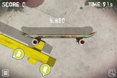 Touchgrind for iPhone
