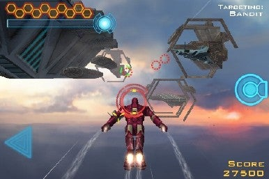 Iron Man: Aerial Assault
