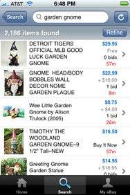 Ebay Mobile For Iphone Macworld