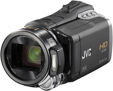 JVC GZ-HM400