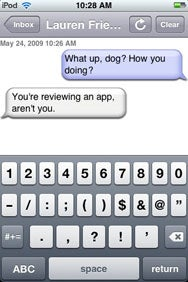 textfree app for ipad