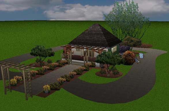 ... 142544 3d Garden Shed Original Home And Landscape Design Home And  Landscaping Design On Turbofloorplan 3d ...