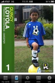 SoccerCard SKS
