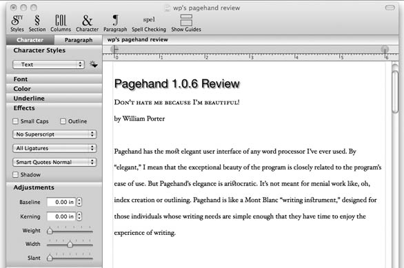 Pagehand