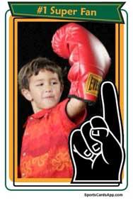 Sports Cards App